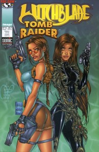 witchblade et tomb raider