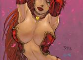 Les «sexy woman» dans les comics!!