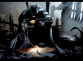 Hommage au chevalier noir de Gotham!!