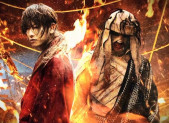 La claque des films live de Kenshin!